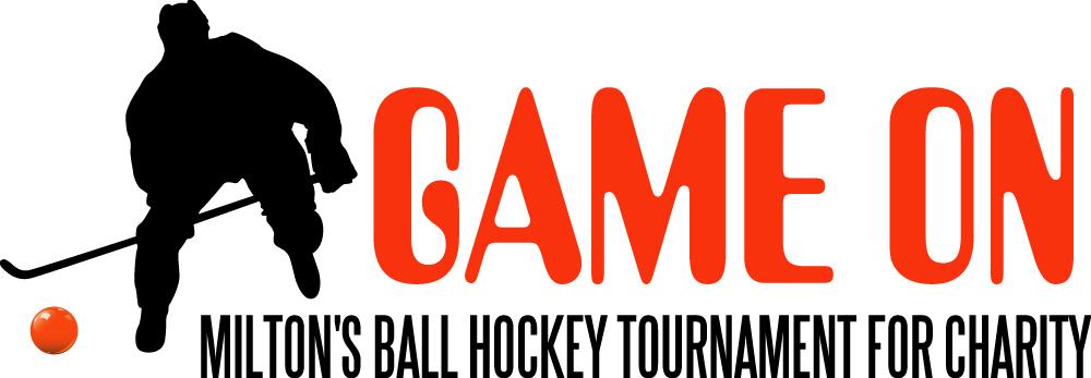 Ball Hockey Logo Ball Hockey Tournament For