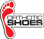 orthotic shoes logo